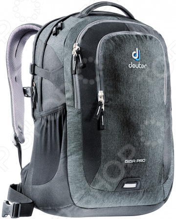 Рюкзак городской Deuter Daypacks Giga Pro 31 dresscode-black рюкзак городской deuter daypacks giga 28 blue arrowcheck