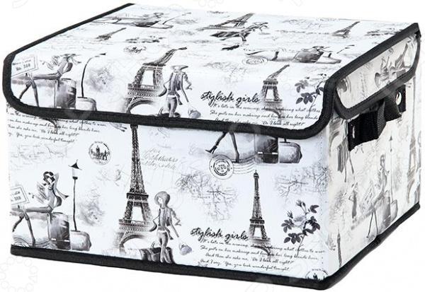 Кофр EL Casa «Модный Париж» 171420