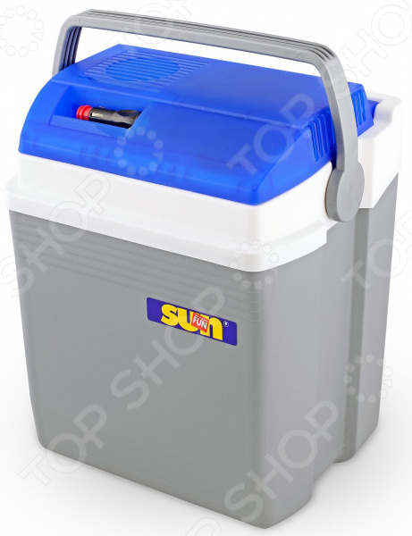 Автохолодильник Ezetil E 21 Sun&Fun (12V) ezetil electric cooler e