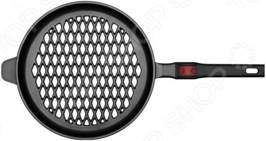 Сковорода перфорированная со съемной ручкой Nadoba Griza