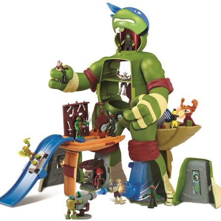 Купить Игровой набор Nickelodeon «Мир Леонардо»