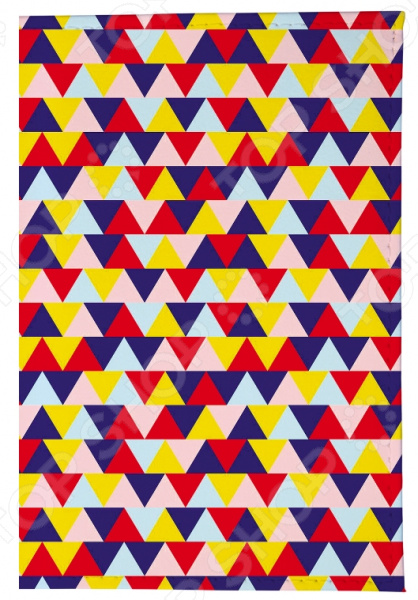 Обложка для автодокументов Mitya Veselkov «Цветные треугольники»