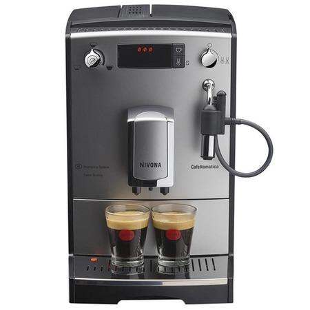 Кофемашина Swiss Diamond Nivona CafeRomatica 530