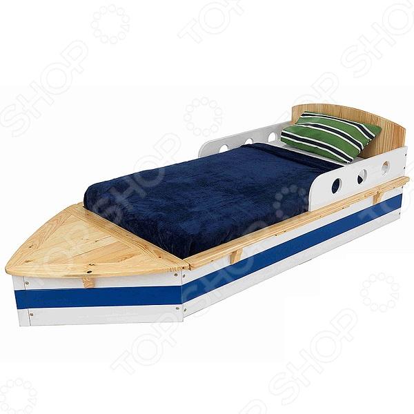 Кроватка детская KidKraft «Яхта»
