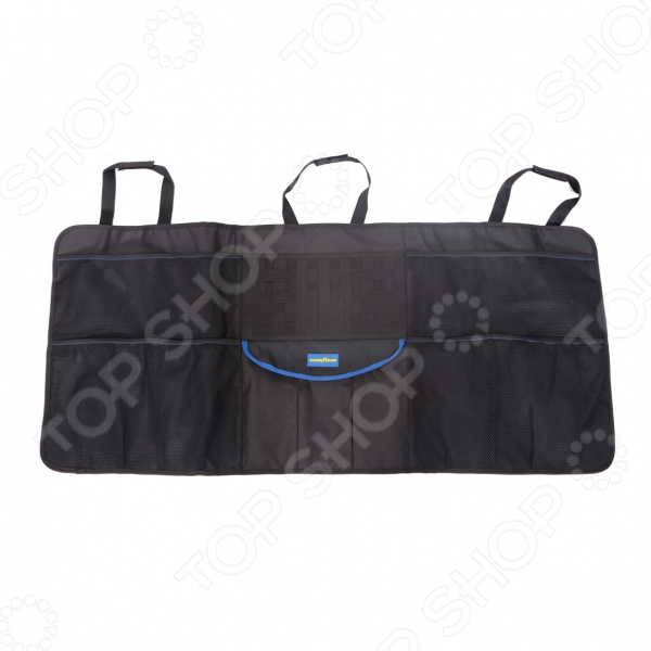 Органайзер в багажник Goodyear для хэтчбека
