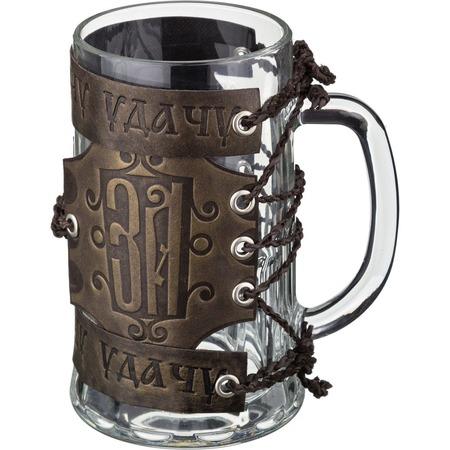 Купить Кружка пивная «За удачу» 352-146