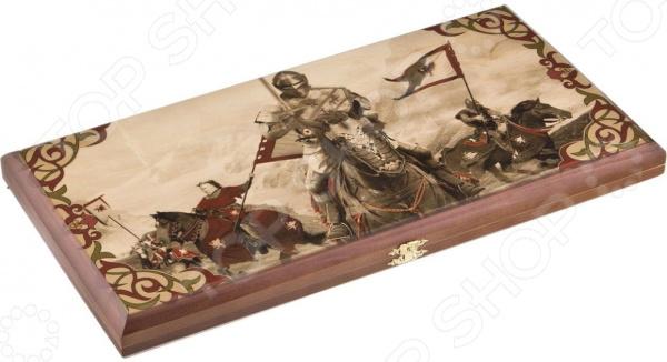 все цены на Нарды «Конные рыцари» 28-290