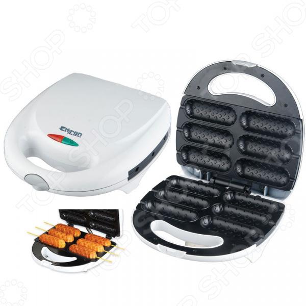 Сосисочница Eltron «Вкусный хот-дог» прибор для хот догов ariete 186 650вт 5реж