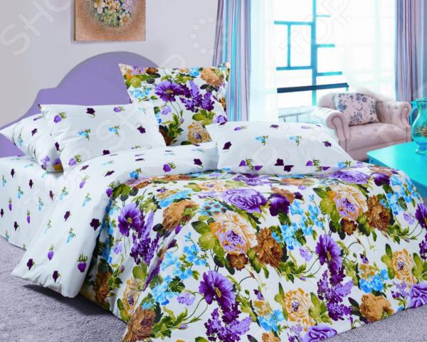 Комплект постельного белья La Vanille 539. 1,5-спальный