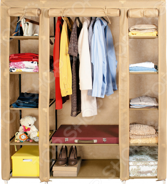 Шкаф для одежды Art moon Montreal шкаф с полками дсп и зеркальной дверью орион