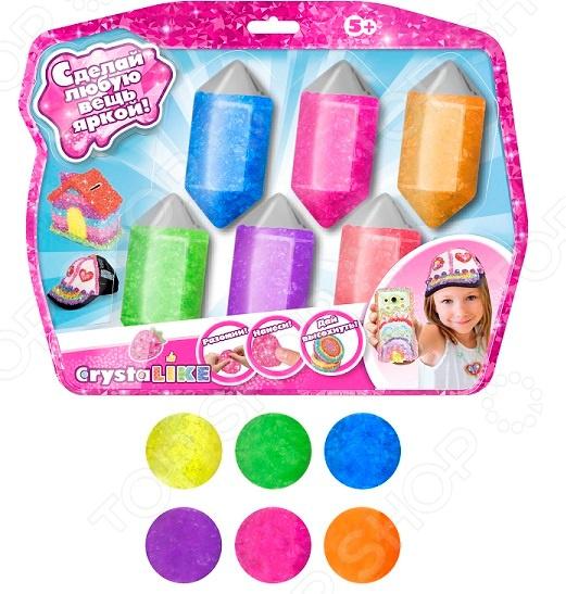 Набор для лепки 1 Toy Crystalike Т10851