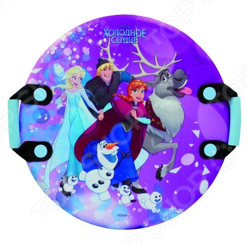 Ледянка круглая 1 Toy Disney «Холодное сердце» с плотными ручками