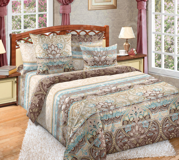 Комплект постельного белья Королевское Искушение «Мираж» комплекты белья linse комплект белья
