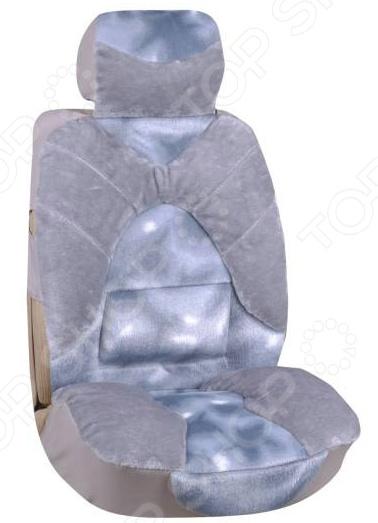 Комплект чехлов на сиденья автомобиля SKYWAY Arctic 1051