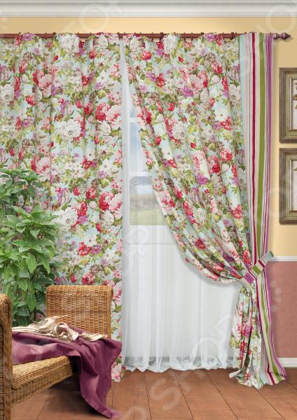 Комплект штор Kauffort Paradise-S 123321645 шторы kauffort классические шторы barolo