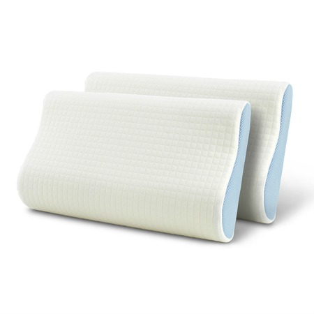 Купить Комплект из 2х подушек анатомической формы Dormeo «Сиена»