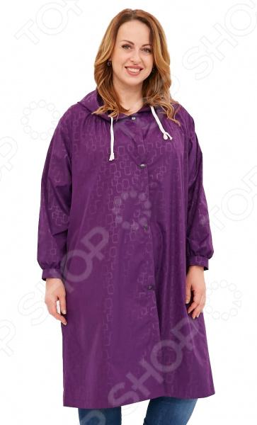 Плащ Laura Amatti «Дани». Цвет: фиолетовый платье laura amatti нежная радость цвет сиреневый