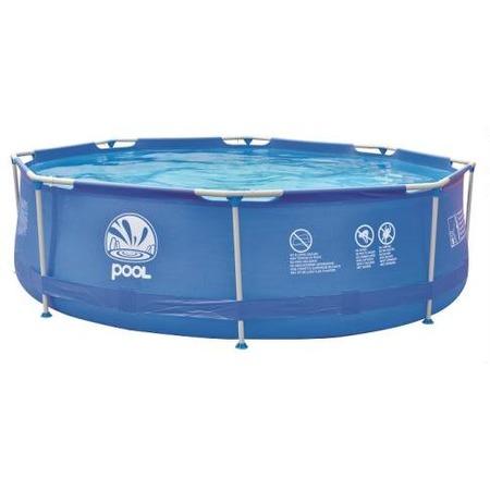 Купить Бассейн каркасный Jilong Round Steel Frame Pools