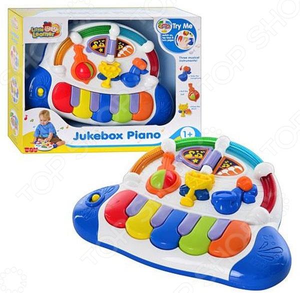 Zakazat.ru: Игрушка музыкальная HAP-P-KID «Пианино» 3857T. В ассортименте