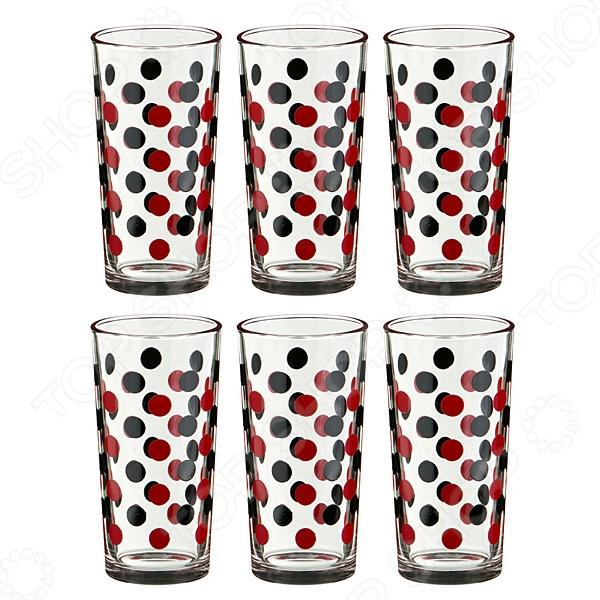 Набор стаканов для сока «Горох» 381-643 набор стаканов для напитков salt