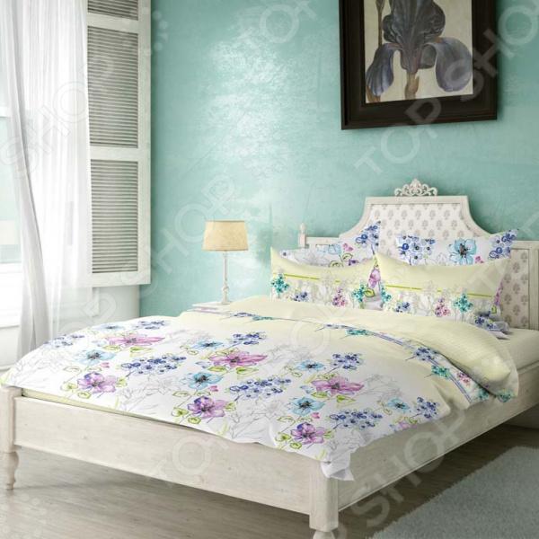 Комплект постельного белья Mango «Этюд» для спальни