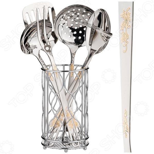 Набор кухонных принадлежностей Agness 922-250 набор кухонных ножей квартет кизляр