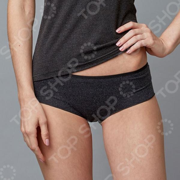 Трусики шорты Milliner «Ангора Лайт» 1713119. Цвет: черный