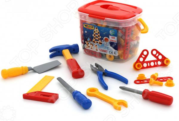 Набор инструментов игровой Полесье №3 ролевые игры игруша игровой набор продукты 10 предметов