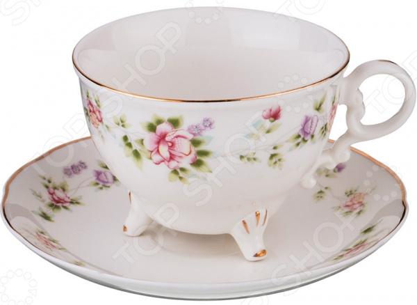 Чайная пара Lefard «Екатерина» 54-444