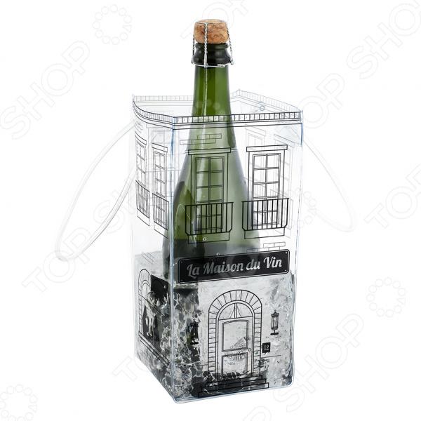 Сумка для охлаждения бутылок Balvi La Maison Du Vin пробка для шампанского с индикатором давления пузырьков l atelier du vin l