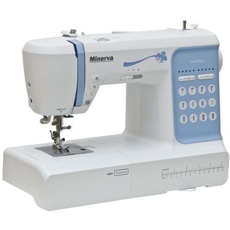 Купить Швейная машина Minerva DecorBasic