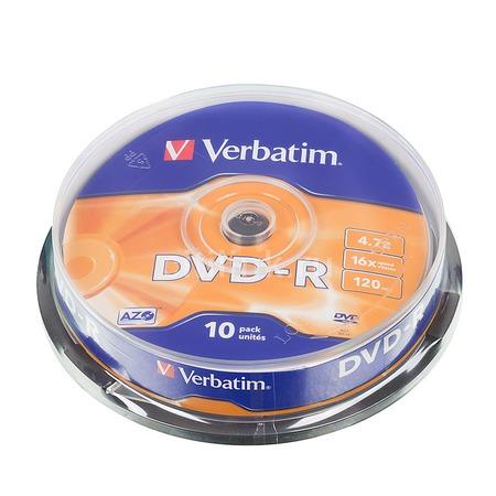 Купить Набор дисков Verbatim 43523
