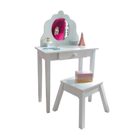 Купить Набор мебели детский KidKraft «Туалетный столик: Модница»