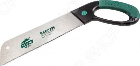 Ножовка по дереву Kraftool Katran Fine cut 1-15181-30-14