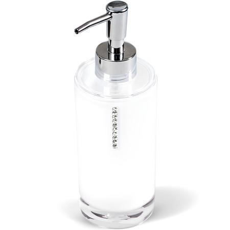 Купить Диспенсер для мыла Tatkraft Diamond White