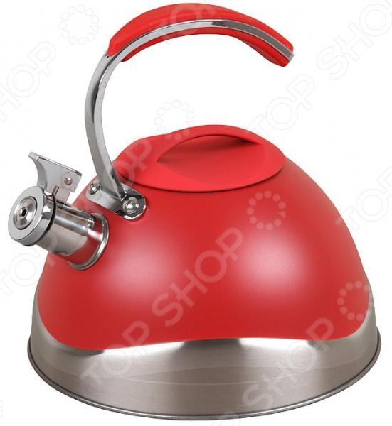 Фото - Чайник со свистком Pomi d'Oro PSS-650020 чайник со свистком pomi d oro pss 650019