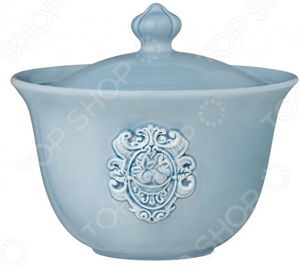 Банка для сыпучих продуктов Nuova Cer «Аральдо» столовая посуда nuova cer чайник аральдо кремовый nc8304 avr al