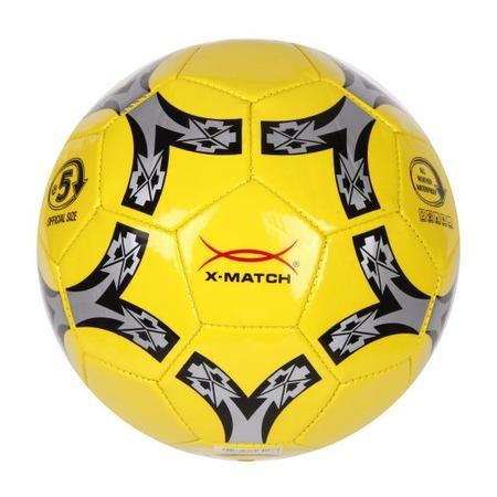 Мяч футбольный X-MATCH 56417. В ассортименте