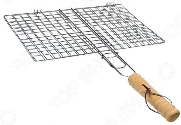 Решетка для барбекю Мультидом «Отдых» AN84-22 решетка радиатора т4 москва