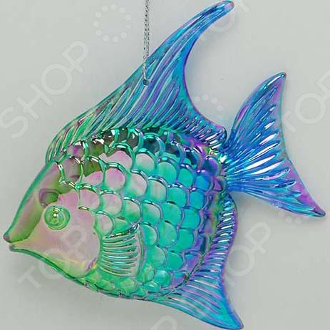 Zakazat.ru: Новогоднее украшение Crystal Deco «Тропическая рыба»