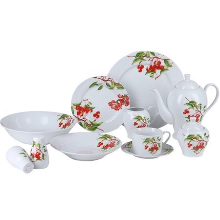 Купить Набор столовой посуды «Вишневый сад»: 26 предметов