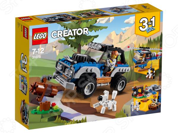 Конструктор игровой LEGO Creator «Приключения в глуши»