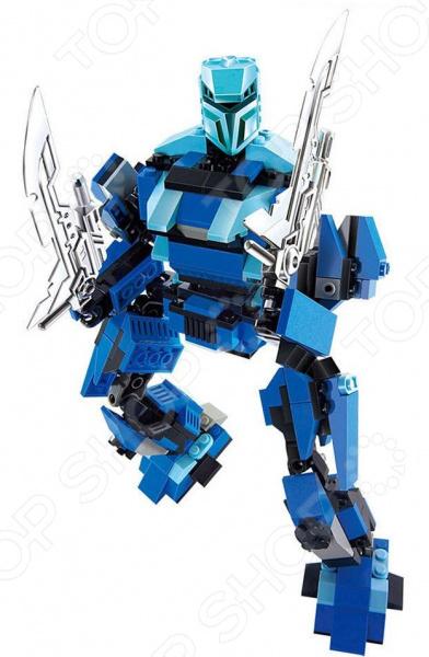 Конструктор Sluban «Супер Робот». Количество деталей: 274 шт