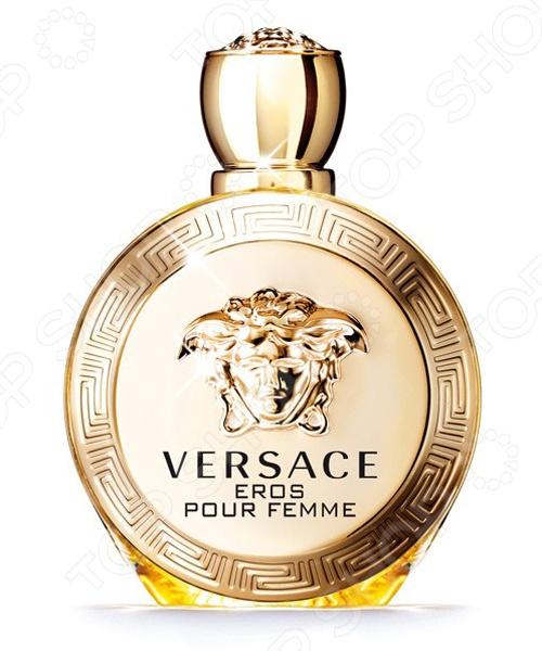 Парфюмированная вода для женщин Versace Eros Pour Femme
