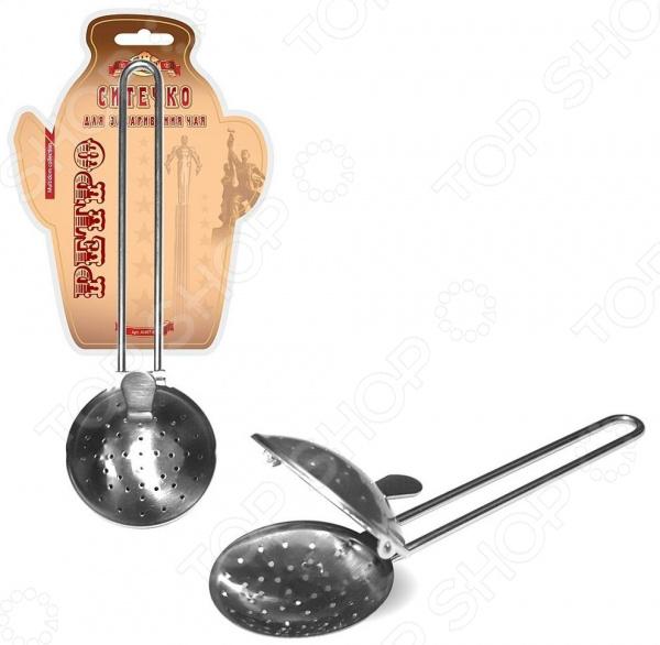 Ситечко для заваривания чая Мультидом «Ретро» AN57-69 штопор мультидом an57 2