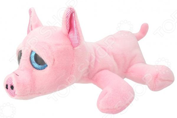Мягкая игрушка Wild Planet «Хрюша» мягкая сумочка хрюша на длинном ремне 3251393 розовый