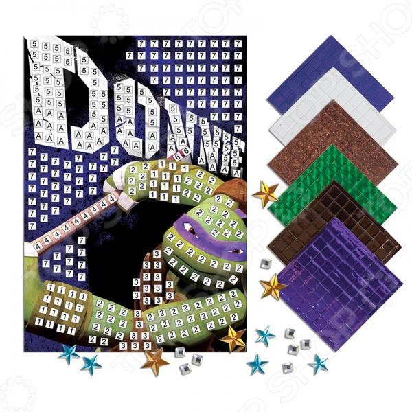 Мозаика по номерам Kuso «Донателло»