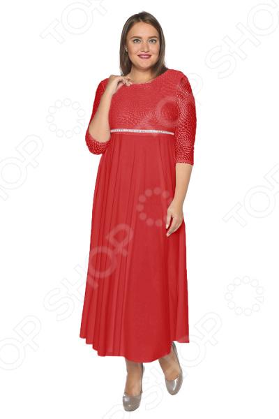 Платье Pretty Woman «Торжественный вечер». Цвет: коралловый платье pretty woman лесная нимфа цвет коралловый