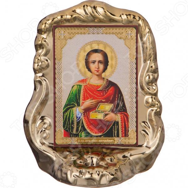 Икона «Пантелеймон целитель» 15-2096