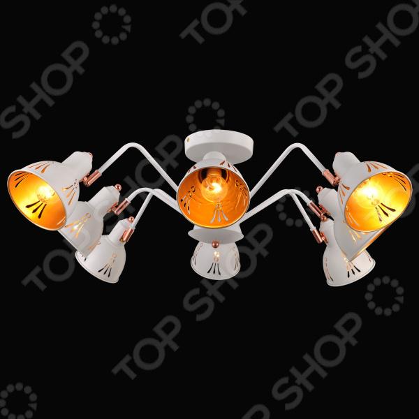 Люстра Natali Kovaltseva Favorit 75097/8c White светильник natali kovaltseva 11204 8c white oak